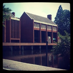 Photo taken at University of Richmond by Preston M. on 7/14/2012