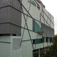 Photo taken at JCube by Nazree N. on 3/3/2012