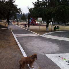 Photo taken at Parque Teca by Lucy N. on 4/10/2011
