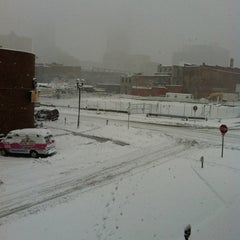 Photo taken at Massive Midwest Snow Storm by Bailey G. on 2/4/2012