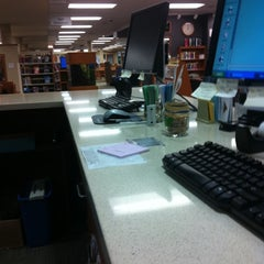 Photo taken at Evergreen Park Public Library by Kristina M. on 7/27/2011