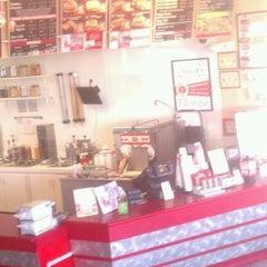 Photo taken at Freddy's Frozen Custard & Steakburgers by Amos J. on 10/3/2011