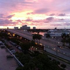 Photo taken at Port Everglades by Ryan H. on 7/3/2011