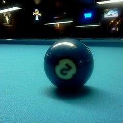 Photo taken at Eastside Billiards & Bar by brian b. on 1/9/2012
