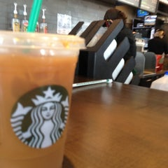 Photo taken at Starbucks by AwayIsHome on 7/19/2012
