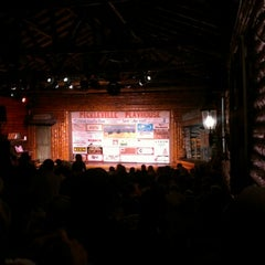 Photo taken at Pickleville Playhouse by Kimber K. on 7/6/2012