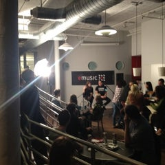 Photo taken at eMusic by William C. on 4/9/2012