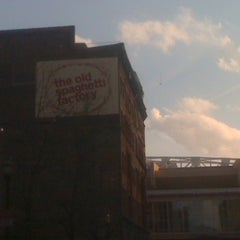 Photo taken at The Old Spaghetti Factory by Indy Concierge on 3/18/2012