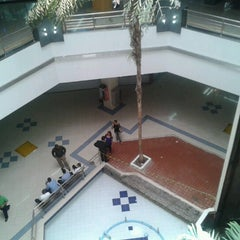 Photo taken at Plaza Central by Nelson J. on 7/23/2012