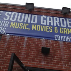 Photo taken at The Sound Garden by April B. on 7/20/2012
