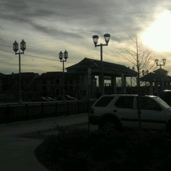 Photo taken at DCTA MedPark Station (A-train) by Cj P. on 3/6/2012