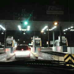Photo taken at Fort McHenry Tunnel Toll Plaza by Jemma L. on 4/14/2012