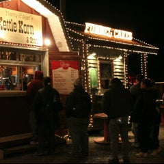 Photo taken at Kettle Korn at Overly's Country Christmas by Stephanie @overlys on 3/14/2012