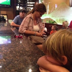 Photo taken at Shogun Japanese and Chinese Bistro by Joseph S. on 8/26/2012