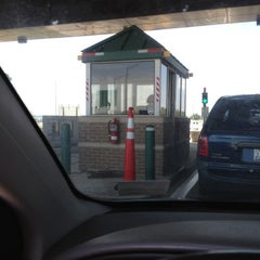 Photo taken at Toll Plaza by Melissa on 7/2/2012