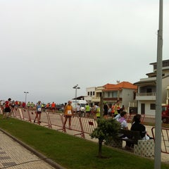 Photo taken at Praia de Cortegaça by João M. on 5/13/2012