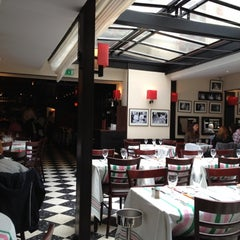 Photo taken at Chez Livio by Olivier C. on 7/15/2012