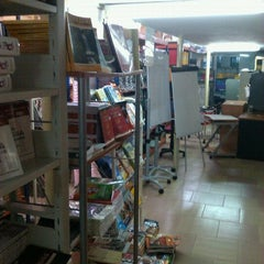 Photo taken at Kingdom Books And Stationary by Isaac F. on 6/1/2012