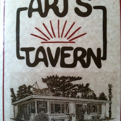 Photo taken at Art's Tavern by Matt C. on 7/3/2012