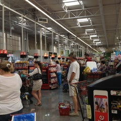 Photo taken at H-E-B plus! by Kristin Q. on 5/25/2012