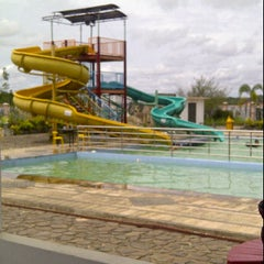 Photo taken at Waterboom Mute by Sulis S. on 3/4/2012