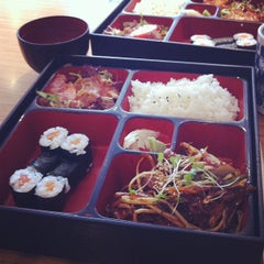 Photo taken at Ai Sushi by Ch G. on 7/11/2012