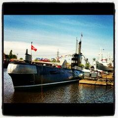 Photo taken at Подводная лодка «Б-413» by Julia S. on 5/9/2012
