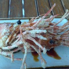 Photo taken at Yen Sushi Karaoke & Lounge by Eric J. on 6/12/2012