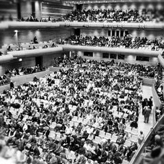 Photo taken at La Maison Symphonique de Montréal by Jan-Nicolas V. on 5/11/2012