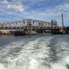Photo taken at Willis Avenue Bridge by Coop Troop on 7/21/2012