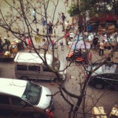 Photo taken at Seoul Street (shoes Market) by David H. on 5/28/2012