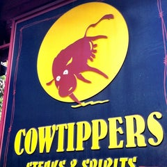Photo taken at Cowtippers by Michael P. on 6/29/2012