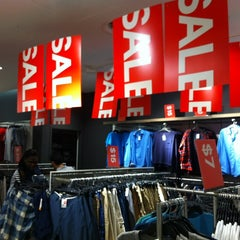 Photo taken at H&M by Jake J. on 6/28/2012