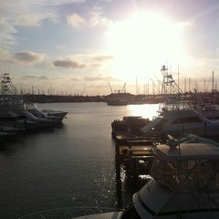 Photo taken at Virginia's on the Bay by Edward M. on 5/12/2012