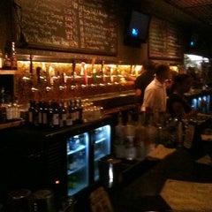 Photo taken at Tap 42 Bar & Kitchen by Gabe C. on 5/15/2012