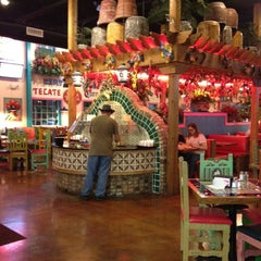 Photo taken at Rosa's Cafe Tortilla Factory by Marc A. on 4/1/2012
