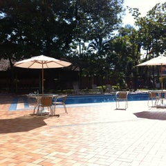 Photo taken at Novotel by Helvio Magalhães A. on 6/16/2012