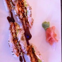 Photo taken at Edo Sushi by Michael on 7/7/2012