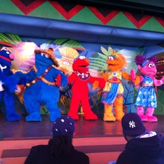 Photo taken at Sesame Street Safari Of Fun by Tami S. on 2/12/2012