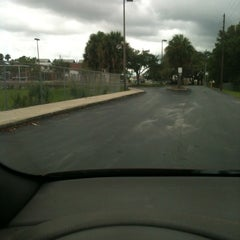 Photo taken at Dixie M Hollins High School by Theresa S. on 7/16/2012