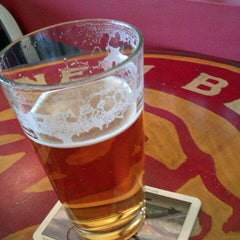 Photo taken at New Belgium Brewing Hub by Alex K. on 6/13/2012
