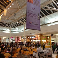 Photo taken at Shopping Guararapes by Marcelo C. on 5/11/2012