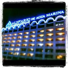 Photo taken at Complejo Marina d'Or - Ciudad de Vacaciones by Tablao Flamenco l. on 4/15/2012