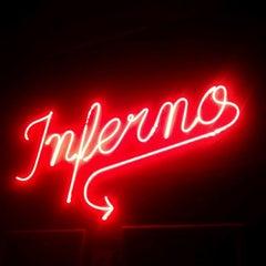 Photo taken at Inferno Club by Cristian Johann L. on 10/25/2012