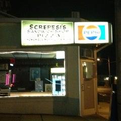 Photo taken at Screpesi's by William John R. on 4/22/2013