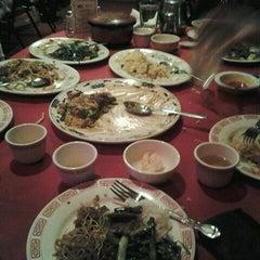 Photo taken at Yenchim Garden Restaurant by Ashley W. on 1/13/2013