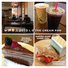 Photo taken at Cream Pan Bakery & Cafe by 💕i /@yumyum.in.the.tumtum on 6/27/2013