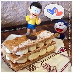 Pandor Bakery And Cafe Long Beach Ca