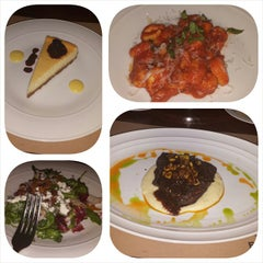 Photo taken at Wolfgang Puck Grille by Simone on 9/22/2014