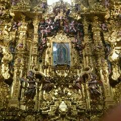 Photo taken at Museo Nacional del Virreinato by mony A. on 11/18/2012